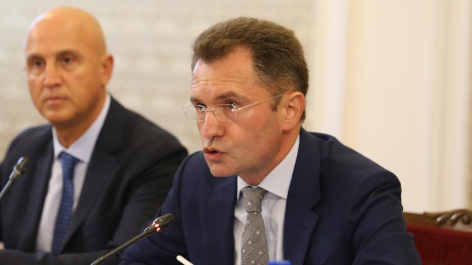С изслушване на представители на община Бургас протича първото заседание