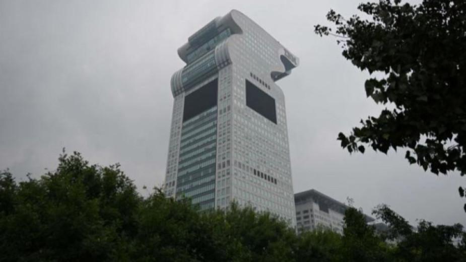 Небостъргач в Пекин беше продаден на онлайн търг за 734 милиона долара