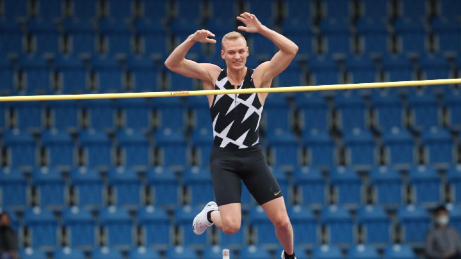 Двукратният световен шампион в овчарския скок Сам Кендрикс от Съединените