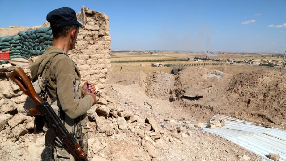 Нова военна операция на Турция в Сирия