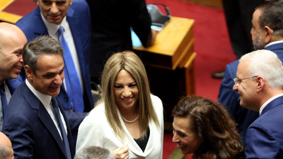 Гърция обяви ден на национален траур в сряда, деня на