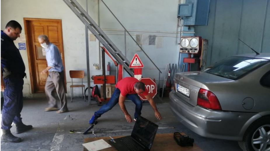 Полицията в Сливен проверява за изправността на шумозаглушителните системи на