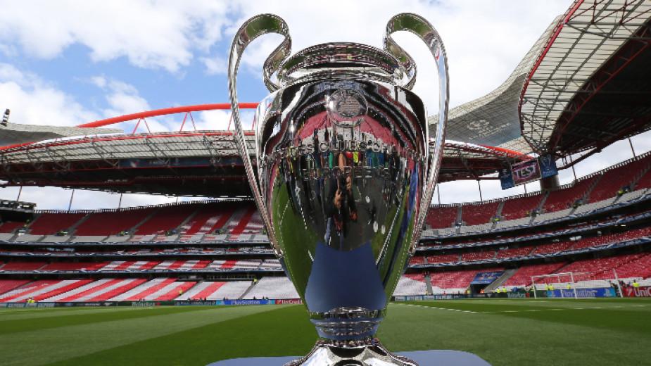 Двата мача от четвъртфиналите в Шампионска лига между отборите на