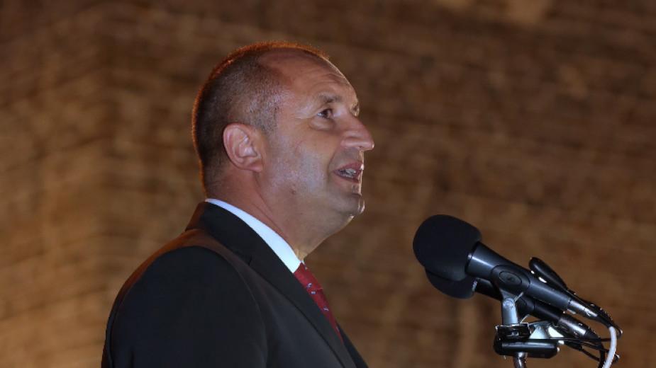 Румен Радев: България да води много по-агресивна политика в туризма