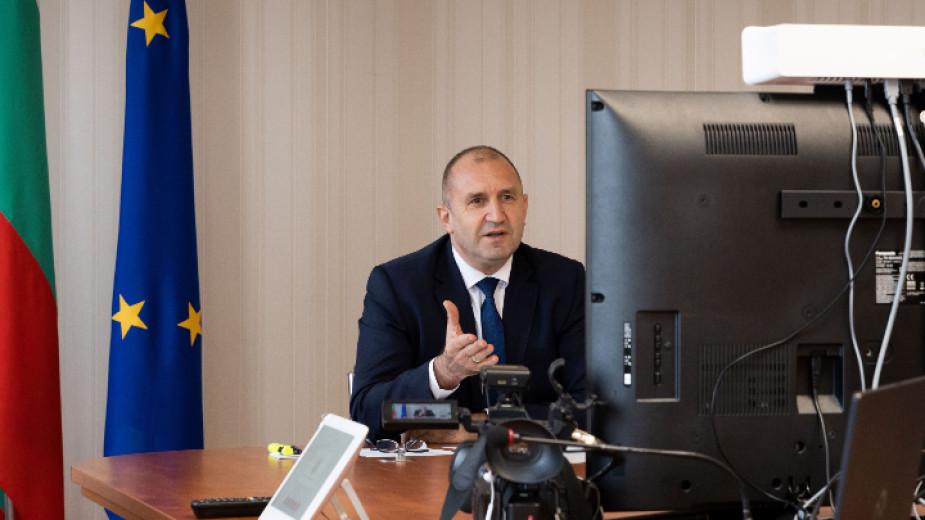 Българският план за възстановяване и устойчивост е в процес на