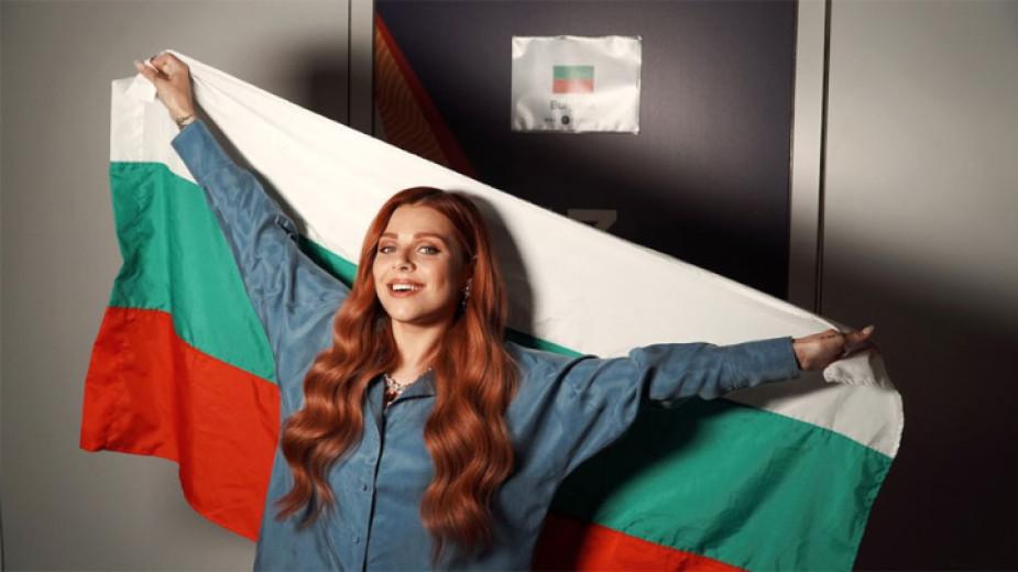 """Виктория Георгиева изпълни чудесно песента си """"Growing Up is Getting"""