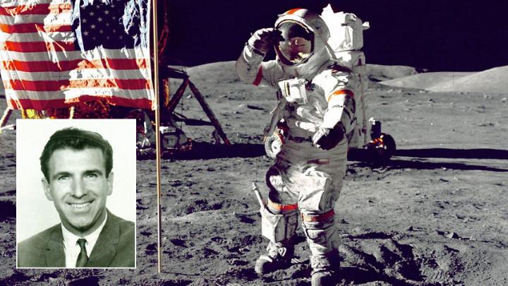 """Проф. Виден Табаков, 1964 г. и осъществената му мечта – """"разходката"""" на Нийл Армстронг по лунната повърхност на 20 юли 1969 г."""