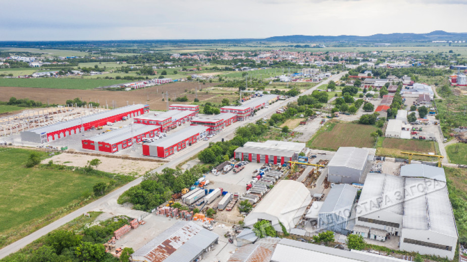 Индустриална зона, Стара Загора