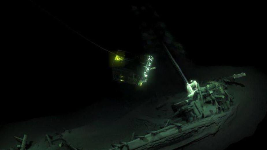 Черно море е смятано за една от най-добрите подводни лаборатории