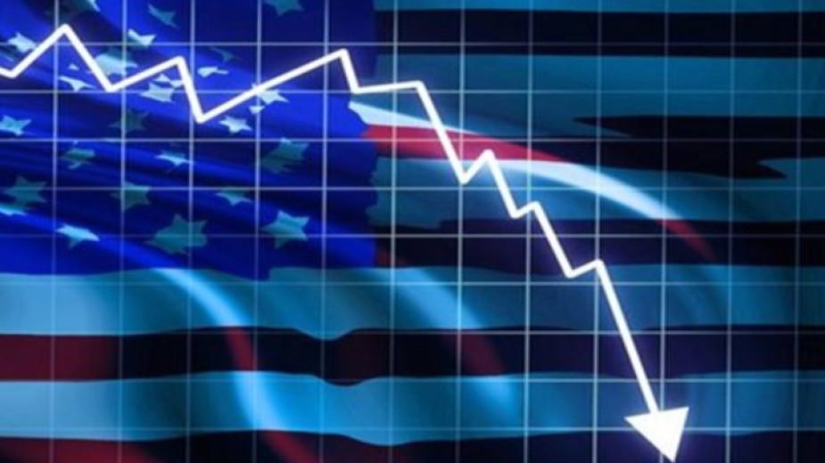 Изненадващо свиване на икономическата активност в САЩ през ...