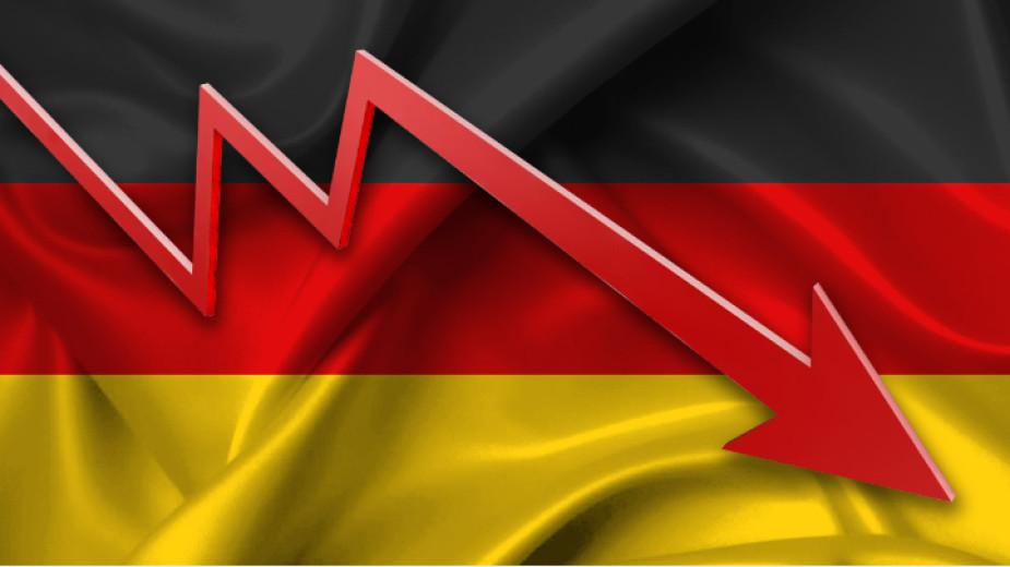 Продажбите на дребно в Германия се свиха по-рязко от очакваното