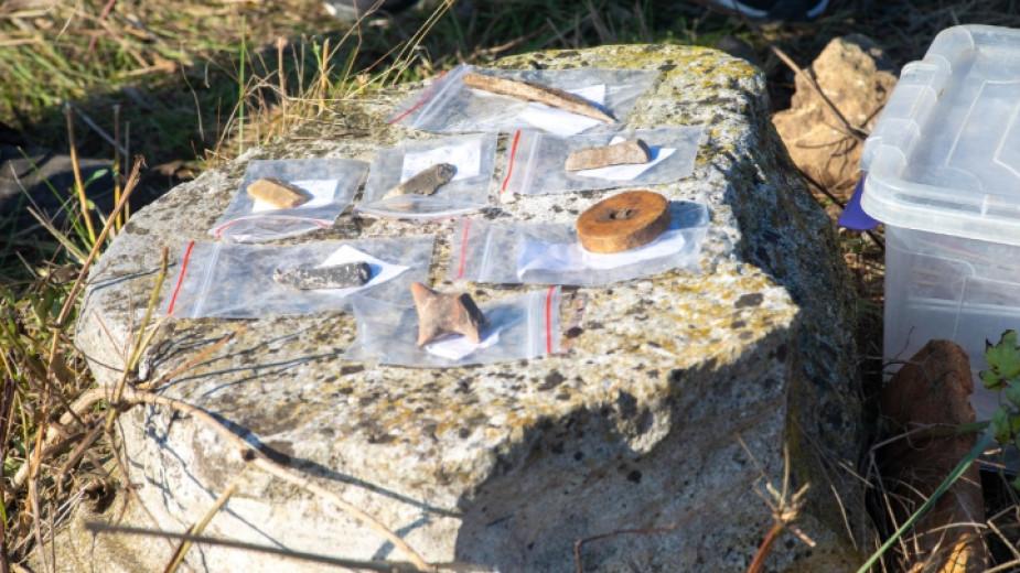 Започнаха поредните археологически проучвания на антично - средновековната крепост