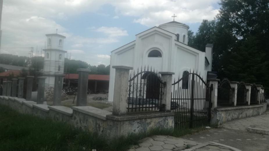 """Освещаване на храм """"Св. Петка"""" в Невестино предстои днес, 17"""