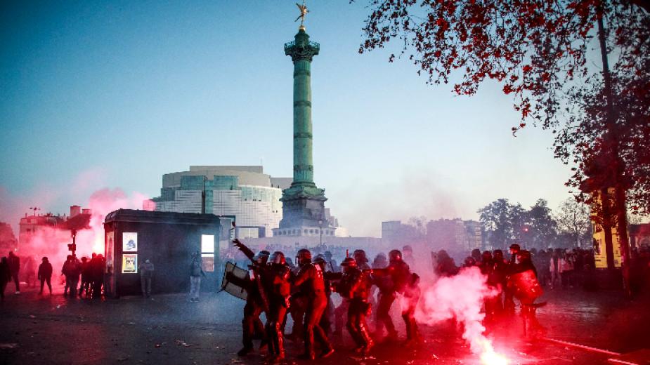 Париж, 28 ноември 2020 г.