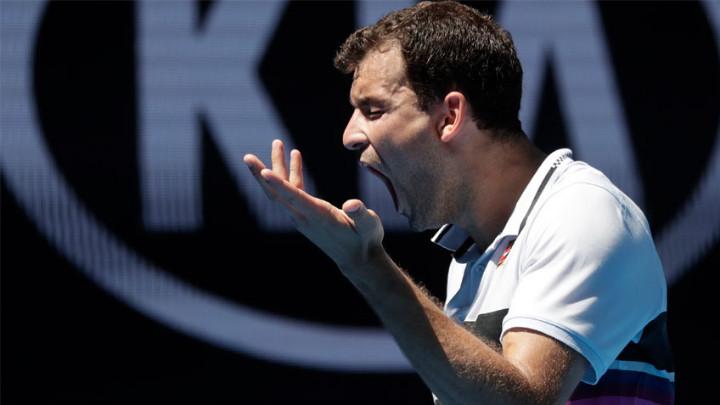 Григор Димитров запази позиция, без промени в топ 10 на тенисистите