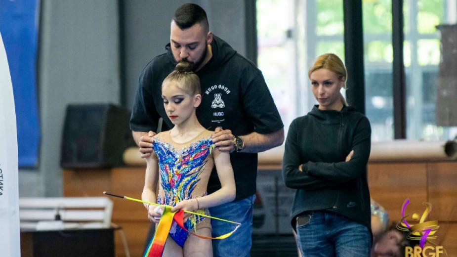 Никол Тодорова от клуб Авангард спечели днешната селекция за национален