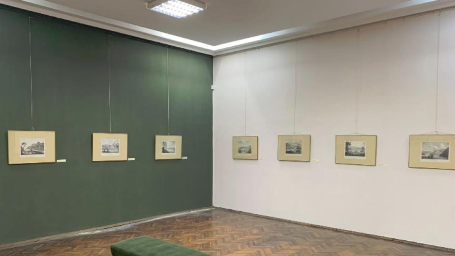 Перник е домакин на изложба с творби от Лятната академия