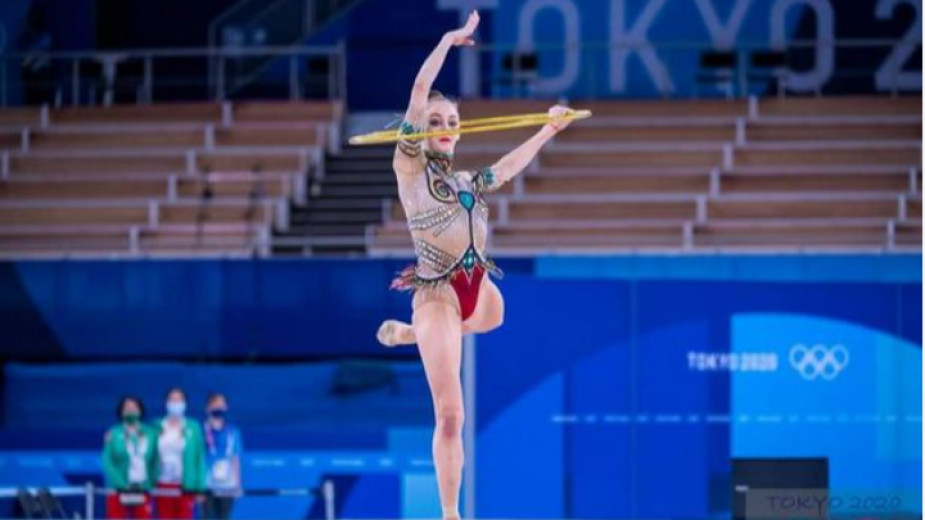 Боряна Калейн спечели по безапелационен начин златния медал в многобоя