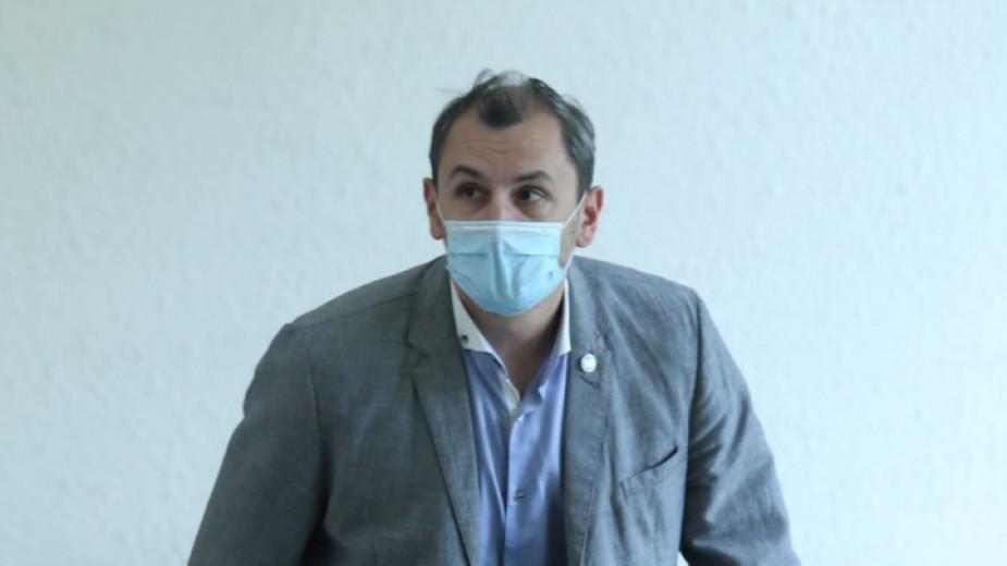 Михаил Околийски, управляващ офиса на СЗО в България
