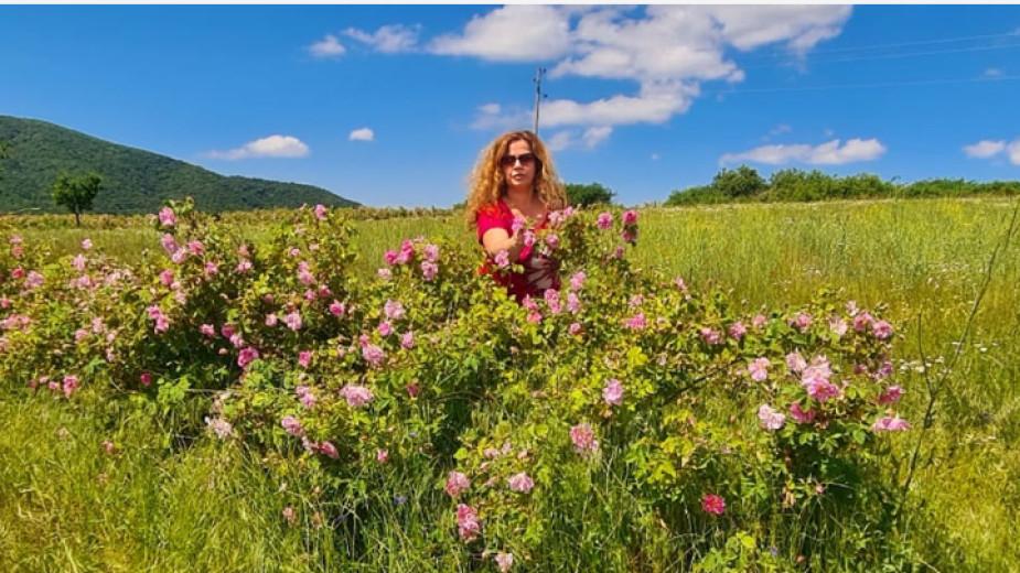 Новият роман на Гергана Лаптева разказва за културното и природно