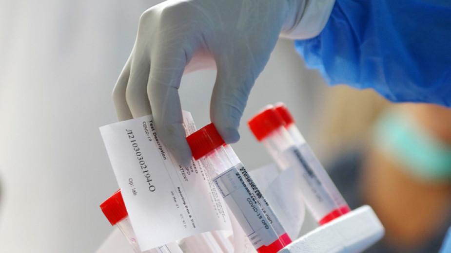 1078 са новите случаи на коронавирус у нас при направени