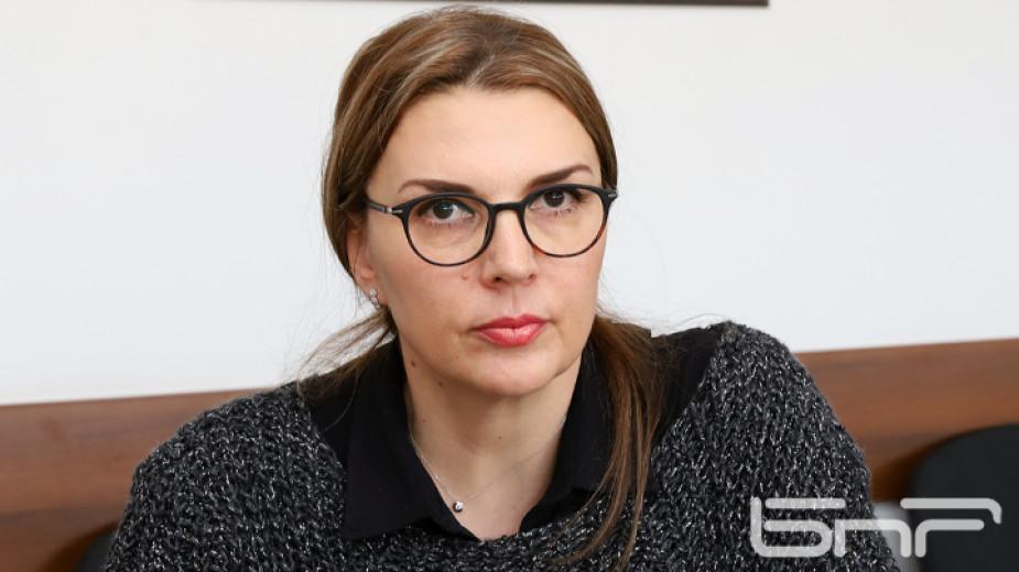 Председателят на СЕМ Бетина Жотева