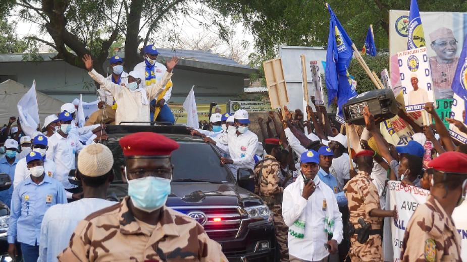 В две африкански държави - Бенин и Чад, днес се