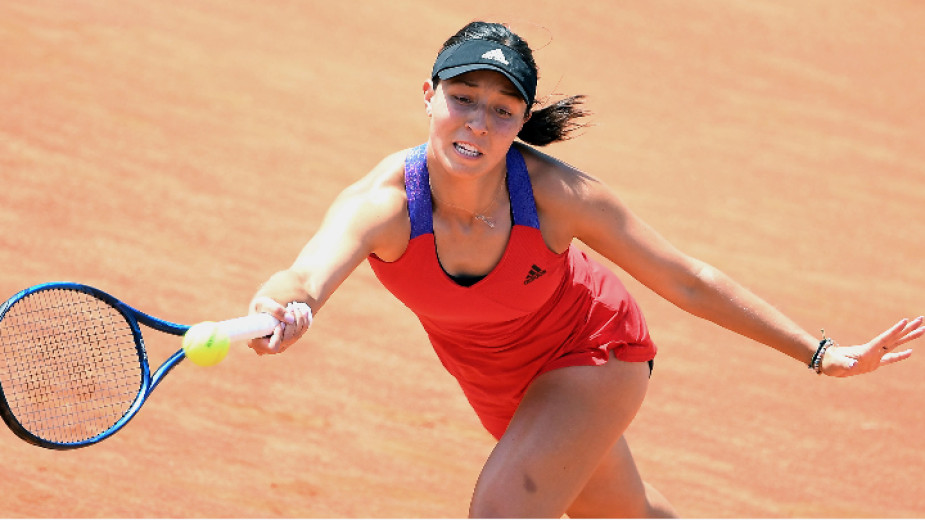 Втората поставена на WTA 1000 тенис турнира в Рим Наоми