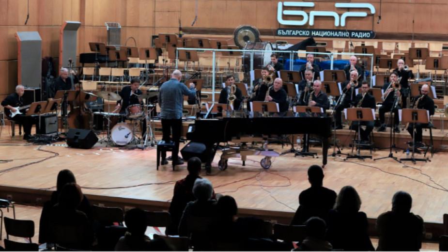 Биг бендът на Българското национално радио открива своя сезон днес,