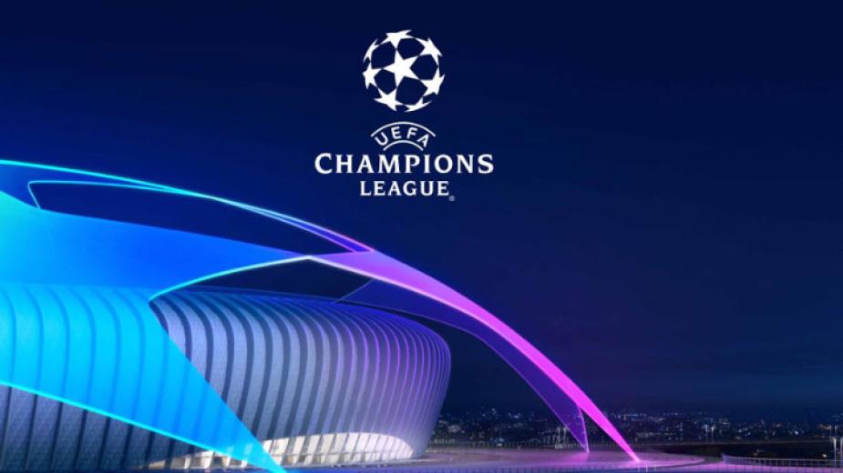Шампионска лига, резултати