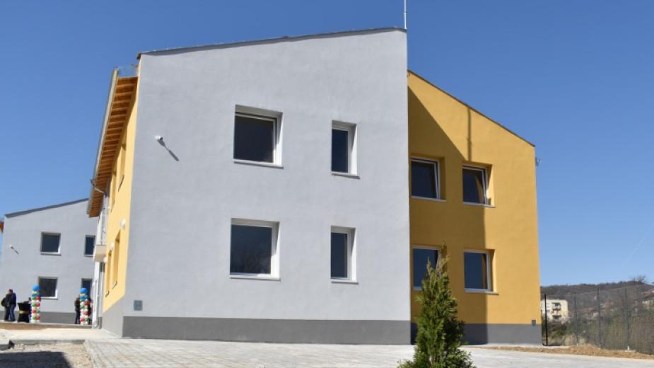 В Дряново беше изграден изцяло новкомплекс за социални услуги за