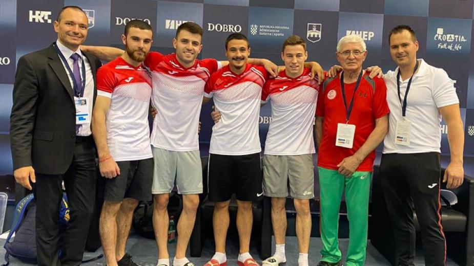 Българските състезатели се класираха за общо три финала на Световната