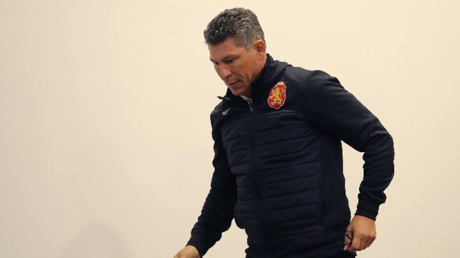 Балъков: Излизаме за победа срещу Черна гора, съставът ми е ясен
