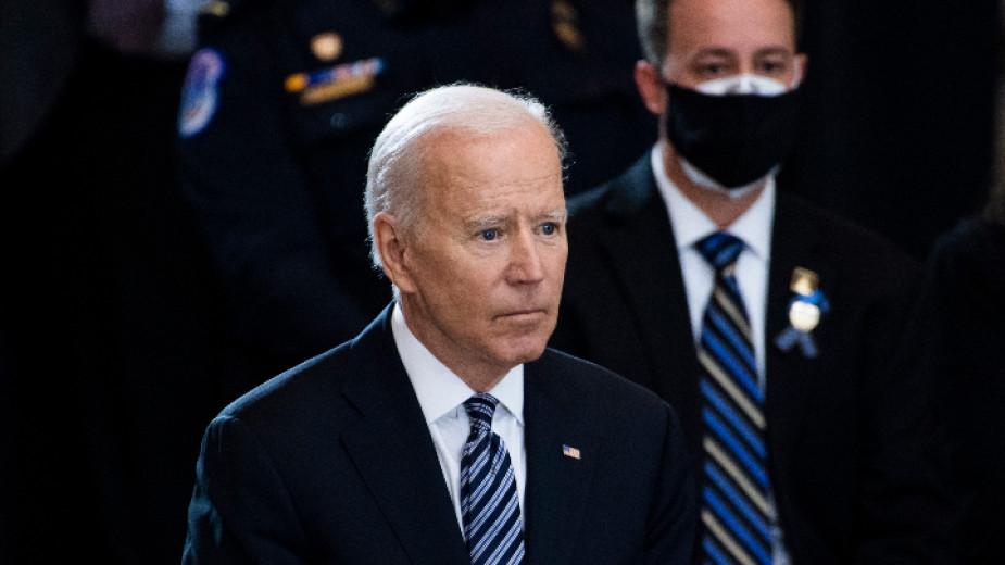 Американският президент Джо Байдън ще огласи тази вечер българско време