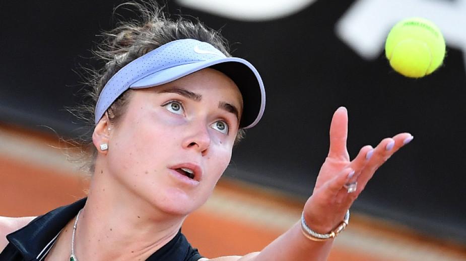 Елина Свитолина се класира за четвъртфиналите на WTA 1000 турнирd
