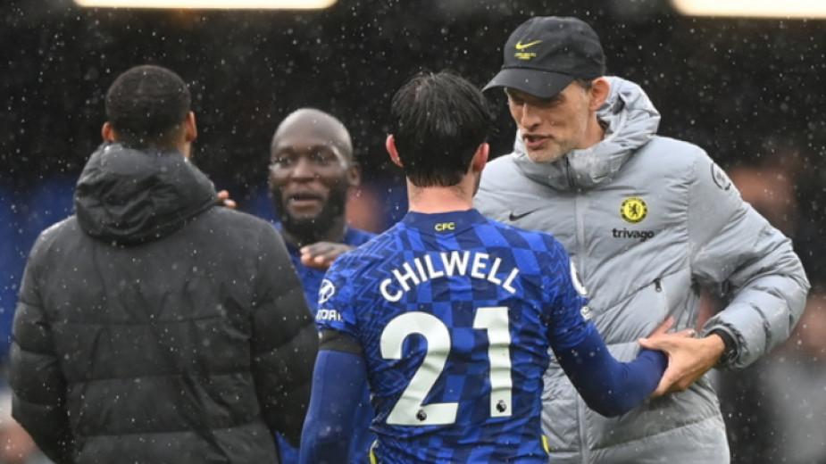 Отборът на Челси се върна на първото място в английската