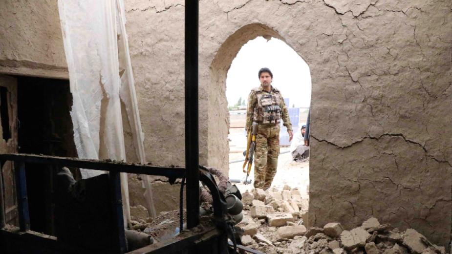 Война без край оставят след себе си САЩ и съюзниците им в Афганистан
