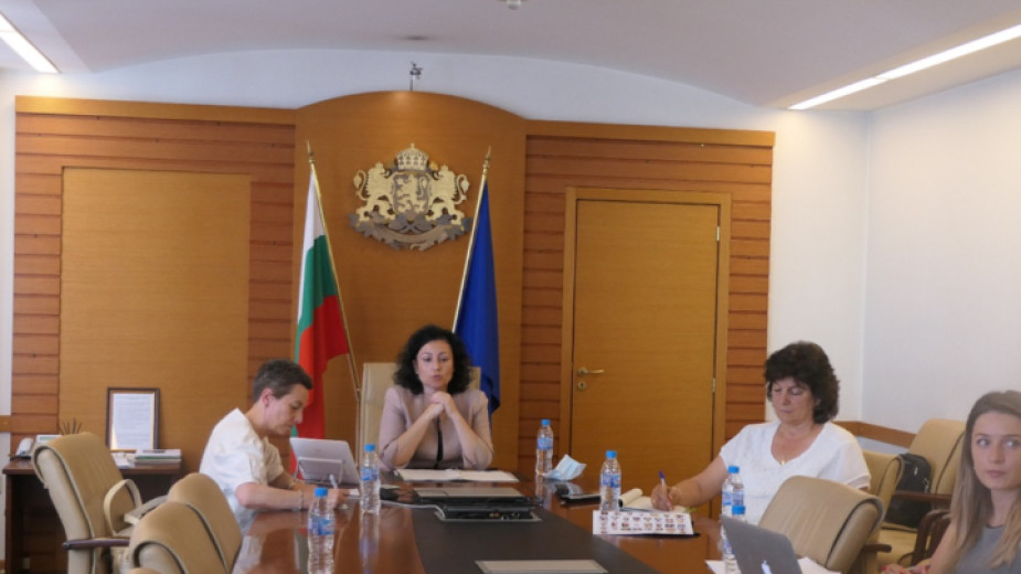 Minister Taneva participates at video conference meeting of EU Ministers of Agriculture