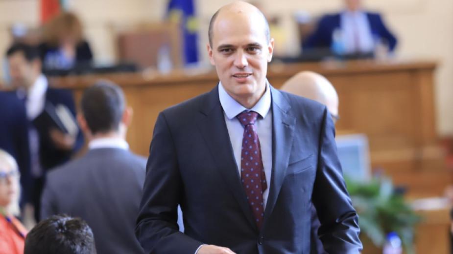 Финансистът Пламен Данаилов, който е предложен за финансов министър в