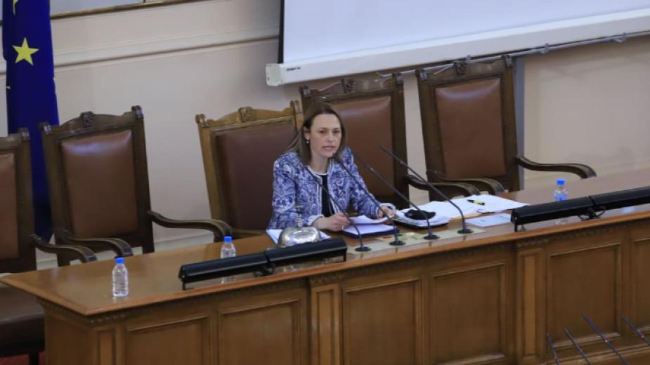 Ива Митева-Рупчева от партия