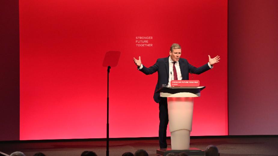 Лидерът на британската Лейбъристка партия Киър Стармър нарече премиера Борис