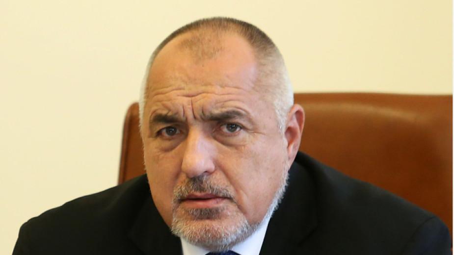 Борисов отрича да е знаел, че Радев е подслушван