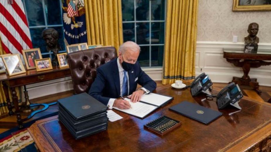 Джо Байдън, президент на САЩ
