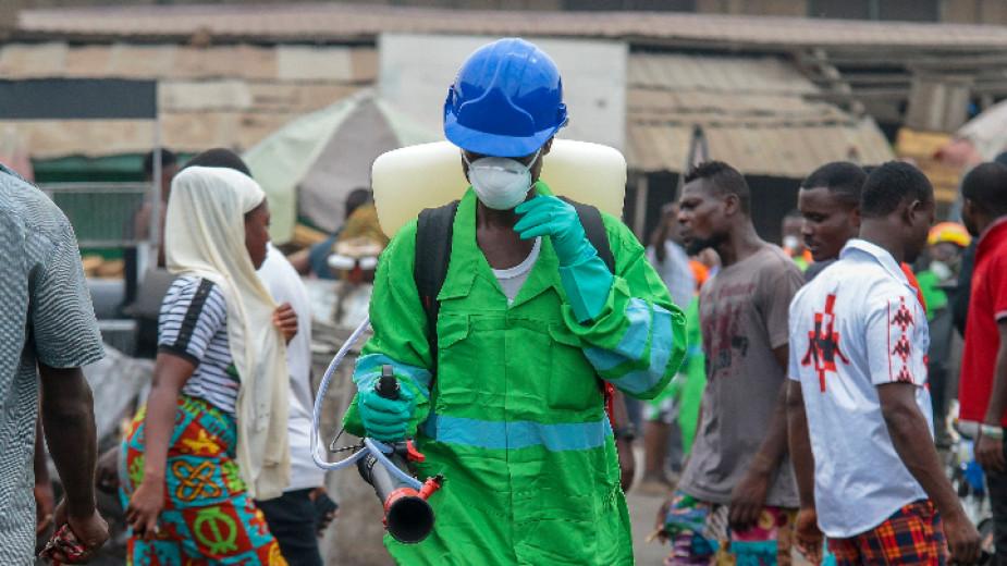 Африкански държави обявиха строги мерки за борба с коронавируса