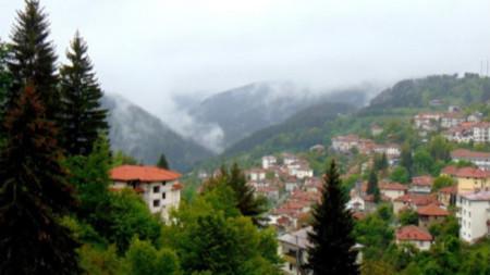 Смолянското село Момчиловци