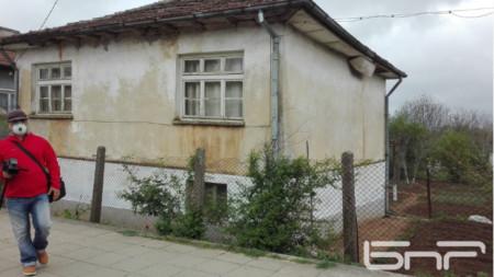 Къщата на 92-годишната жена