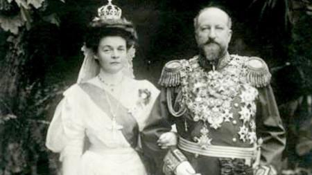 Mbretëresha Eleonora dhe mbreti Ferdinand I