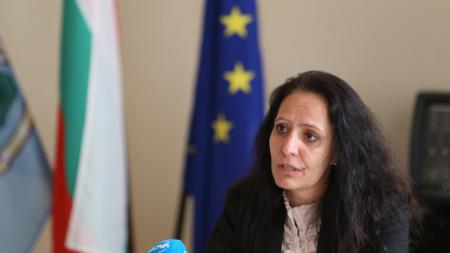 Росина Станиславова, кмет на район