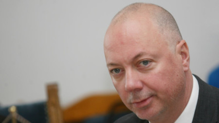 Министърът на транспорта Росен Желязков