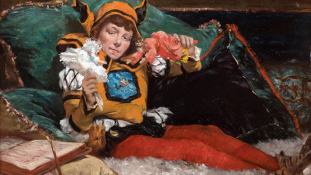 Картина от Жорж Клерин